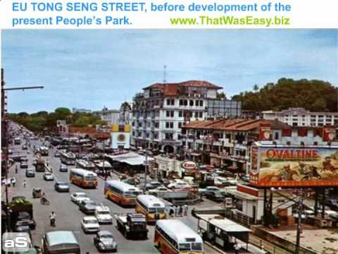 Singapore Mid 60's Old Photos