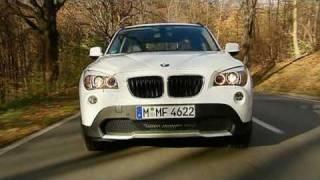 auto motor und sport-TV:BMW X1 gegen VW Tiguan