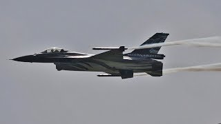 RAF Cosford airshow 2018  F-16