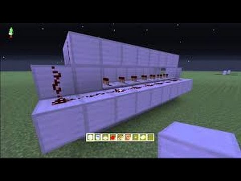 how to build a simple tnt cannon