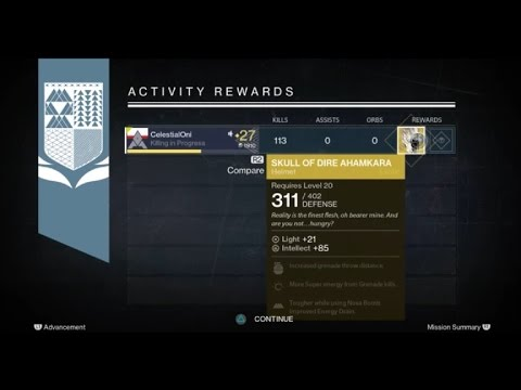 matchmaking weekly nightfall