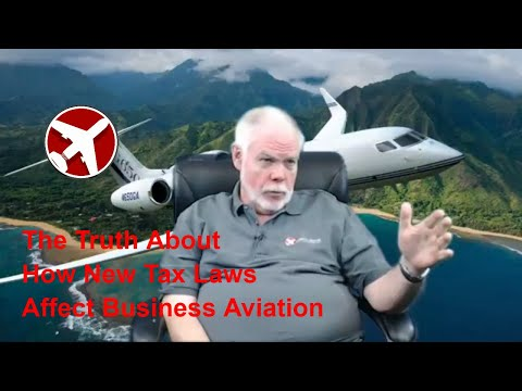 Aviation Tax Law: A Webinar for the Aviation Business