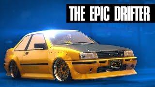 The Epic Drifter | GTA V PC Editor - GTA 5 Short Film