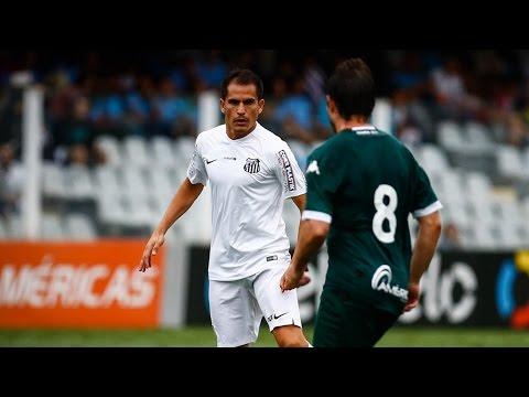 Ledesma faz seu primeiro jogo com a camisa do Santos FC