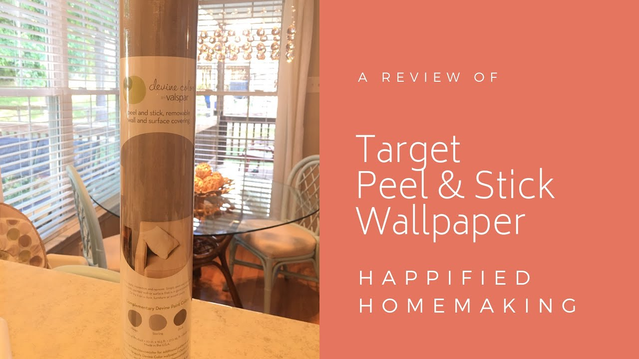 Target Wallpaper Review Devine Color Peel And Stick Wallpaper