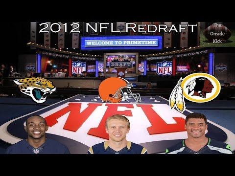 2012 NFL Re-Draft