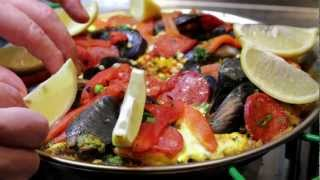 Chef Mooney's Spanish Style Paella