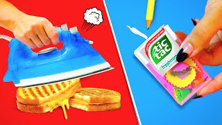 Weird Back to School Life Hacks EVERY College Student Should Know!