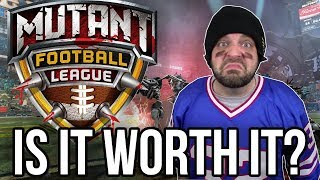 MUTANT FOOTBALL LEAGUE PS4 - Is It Worth It? | RGT 85