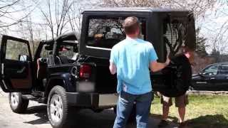 0 How To Take The Doors Off Your Jeep Wrangler Steve