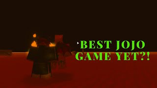 BRAND NEW JOJO GAME || Shining Wind || Roblox