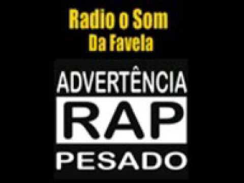 RAP ANTIGO PROGRAMA O SOM DA FAVELA RADIO