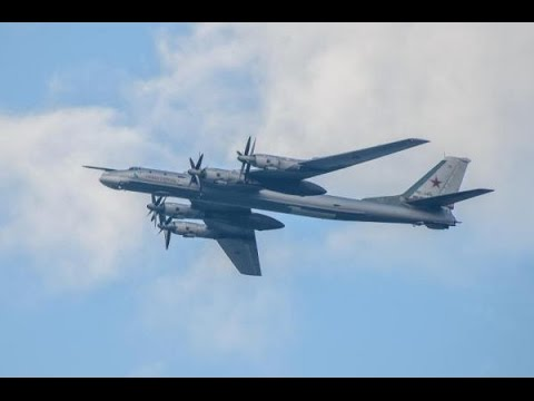 Russian nuclear-capable bombers fly near Japan-N. Korea preparing submarine attack & more news!