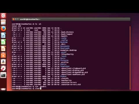Linux: Permanently set environment variables