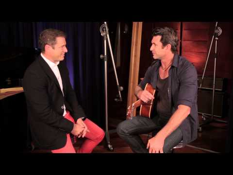 Hargrave Lane - Karl Stefanovic interviews Pete Murray