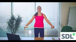 SDL Desk Yoga: Shoulders