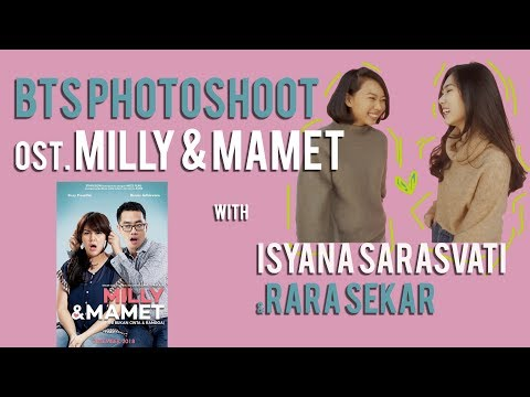 Isyana Sarasvati & Rara Sekar - Luruh | Behind The Scenes Photoshoot Mp3