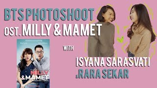 Isyana Sarasvati & Rara Sekar - Luruh | Behind The Scenes Photoshoot