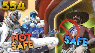 How to be Safe!! | Overwatch Daily Moments Ep.554 (Funny and Random Moments)