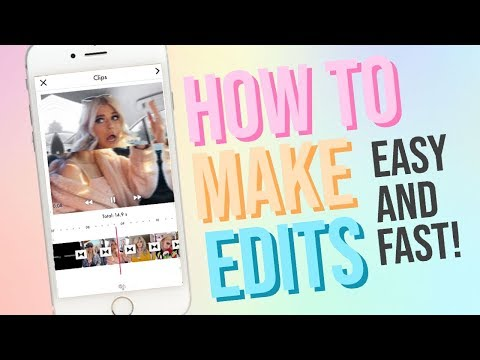 HOW TO MAKE EDITS ON FUNIMATE!