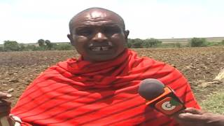 Samburu county government donates tractors to local farmers
