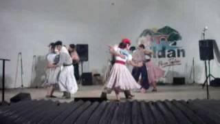 "Saldan 2009 Conjunto de Danza ""Chotis"" final"