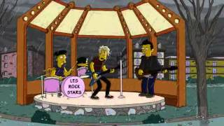 The Simpsons - French Rock