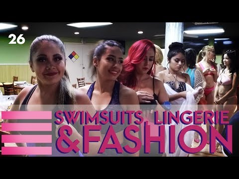 Swimsuits, Lingerie & Fashion Show, Oh, and Beautiful El Paso Girls!