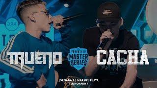 TRUENO vs CACHA - FMS Argentina MAR DE PLATA - Jornada 7 OFICIAL - Temporada 2018/2019