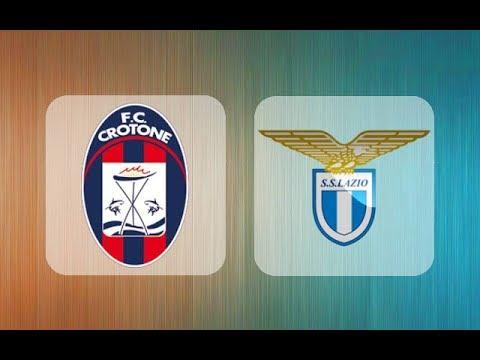 Crotone-lazio match live!