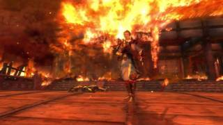 [PS3] Genji: Days of the Blade Playthrough -Part 01: Conflagration at Suzaku Gate-