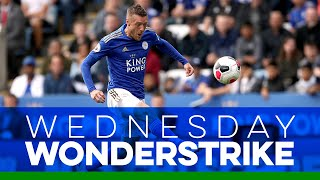 Wednesday Wonderstrike: Jamie Vardy vs. Bournemouth