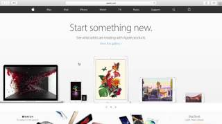 How to..find the Apple Education Store