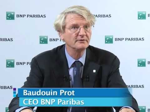 BNP Paribas CEO Baudouin Prot comments on results for Q3 2011