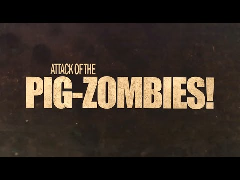 Random Movie Pick - Attack Of The Pig-Zombies! - Intro YouTube Trailer