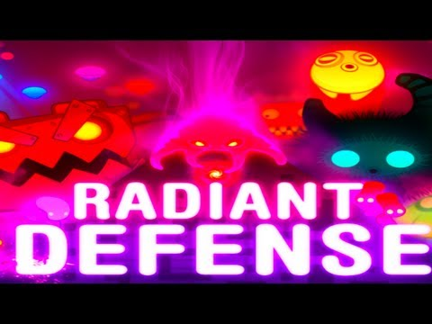 PhoneCats - Radiant Defense FREE Android iPad iPhone Game