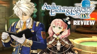 Atelier Escha & Logy DX (Switch) Review (Video Game Video Review)
