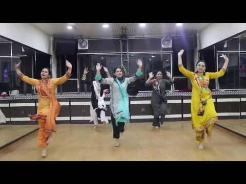 Gud Naal Ishq Mitha   Wedding Dance   Easy Steps For Girls   Choreography Step2Step Dance Studio
