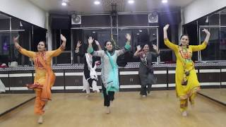 Gud Naal Ishq Mitha | Wedding Dance | Easy Steps For Girls | Choreography Step2Step Dance Studio
