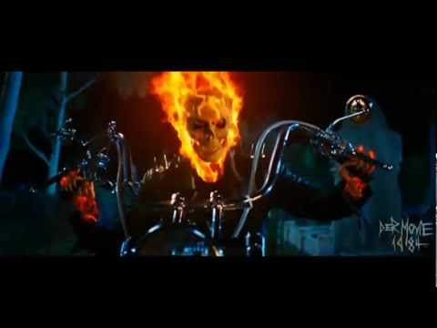 Ghost Rider - Ghost Riders in the Sky - Spiderbait + Link
