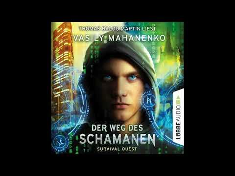 Der Weg des Schamanen YouTube Hörbuch Trailer auf Deutsch