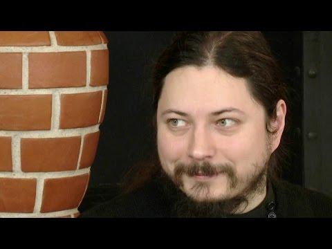 Великая Пятница,2014, поет иеромонах Фотий (Мочалов)