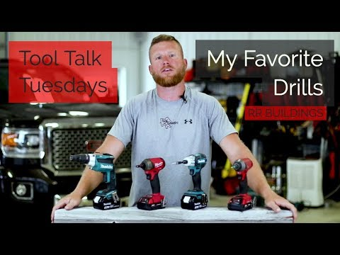 What Drill to Buy: Tool Talk Tuesday