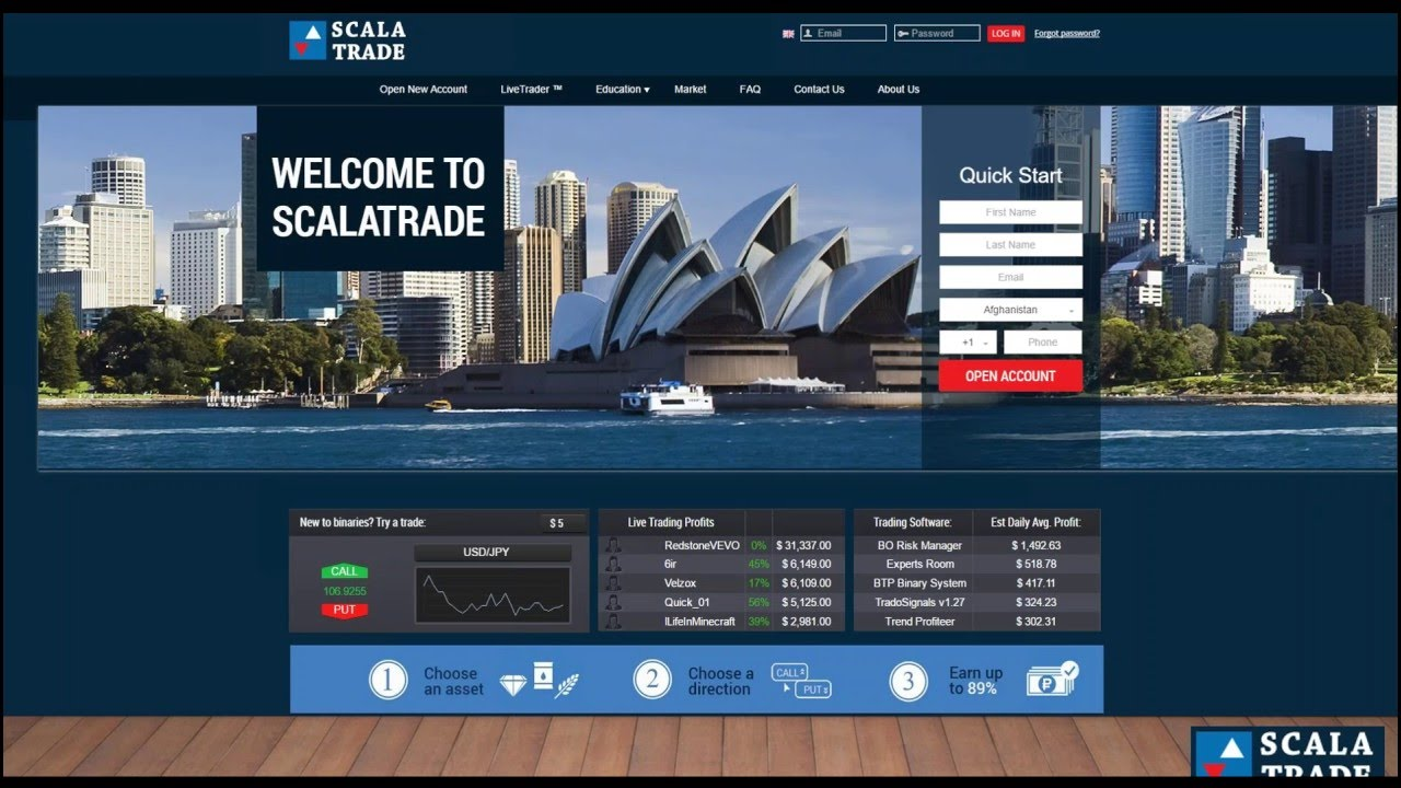Proiecte de Can day trading binary options, Angajare | Freelancer