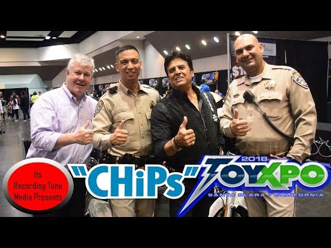 ToyXpo 2018: CHiPs Reunion Panel