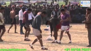 SEHAURA (Ludhiana) Kabaddi Tournament - 2014. Part 1st.