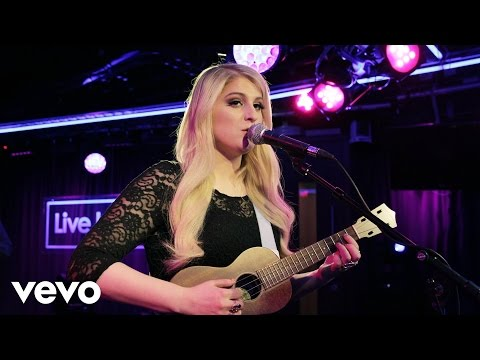 Meghan Trainor - Lips Are Movin in the Live Lounge