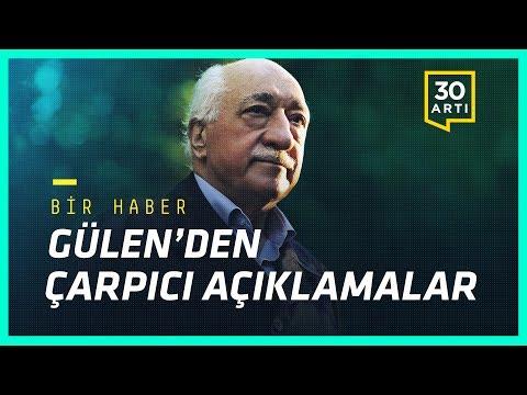 Fethullah Gülen'den 15 Temmuz darbesine dair çarpıcı açıklamalar | Bir Haber