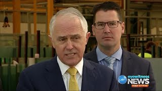Prime Minister Malcolm Turnbull's NBN Train Wreck, ALL NEWS CHANNELS, 23/10/2017