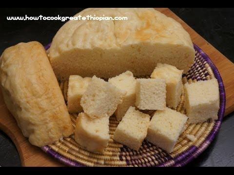 Ethiopian Food - Hibist recipe Steamed Bread Amharic English - Injera Kitfo Berbere